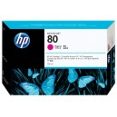 Cartus HP 80 (C4874A) ORIGINAL, Magenta