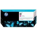 Cap Imprimare + Cleaner HP 81 (C4952A) ORIGINAL, Magenta