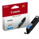 Cartus Canon CLI-551C cyan ORIGINAL
