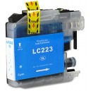Cartus Brother LC223C / LC225C cyan, compatibil