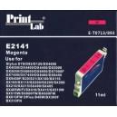 Cartus  PrintLab® compatibil Epson T0713/T0893