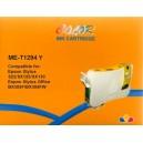 Cartus Epson T1284 yellow, compatibil