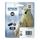 Cartus Epson 26, T2611 photo black, ORIGINAL