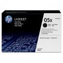Toner HP CE505X (05X/CRG-719H) negru, ORIGINAL