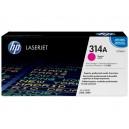 Toner HP Q7563A (314A) magenta, ORIGINAL