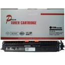 Toner Premium Compatibil HP CE310A (126A) negru, NEW